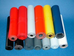 Hypalon Fabric Offcuts available in three sizes, 36 x 15cm, 73cm x 15cm & 145cm x 15cm
