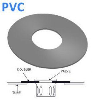 PVC Valve Doubler for A7, B7, C7 & D7 Valve