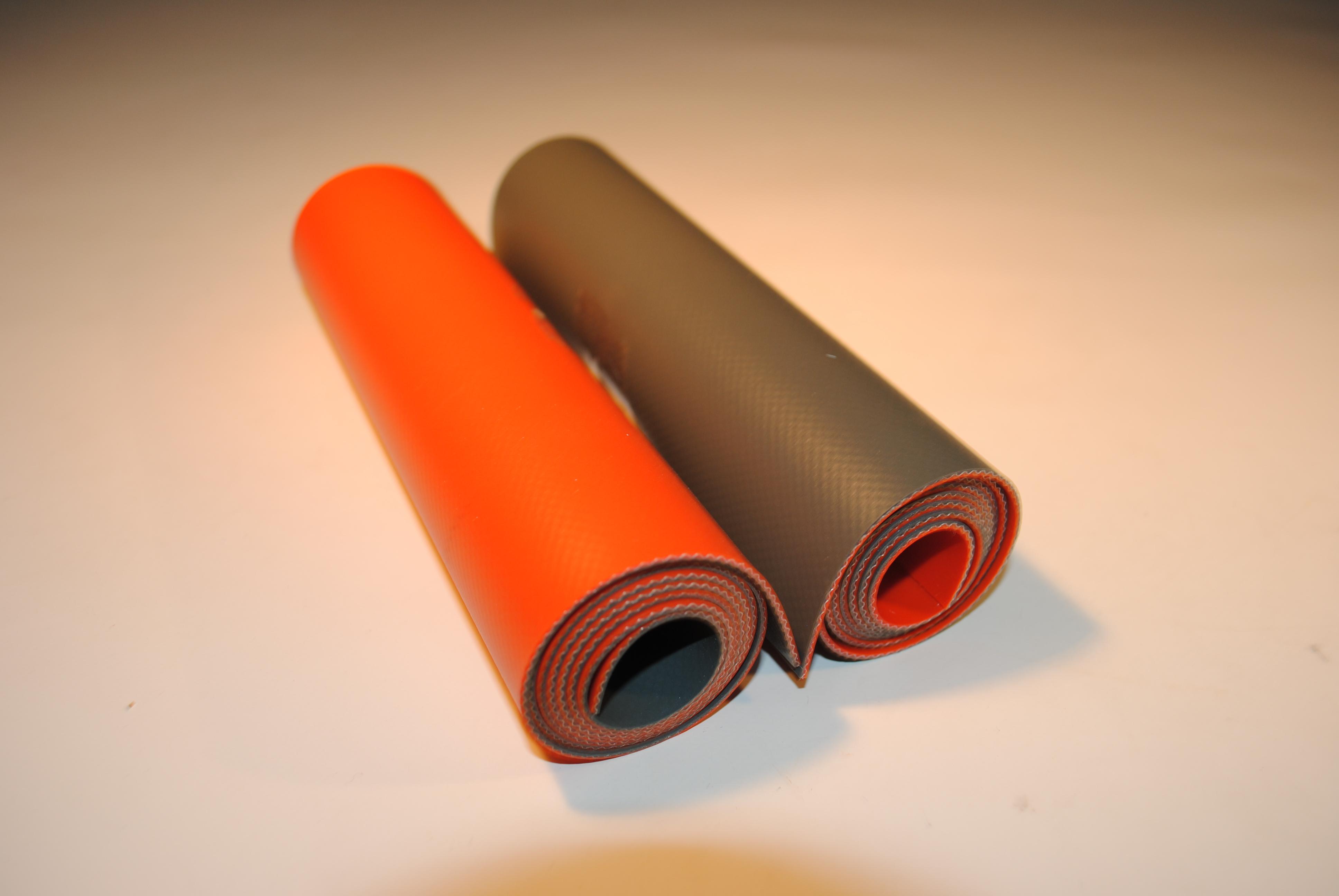 Polyurethane Fabric Offcut 75cm x 15cm