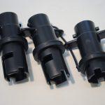 3 Piece Inflate Adaptor Set for QS Pump