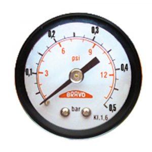 A7/B7/C7 & D7 Pressure Gauge Only Excluding Adaptor