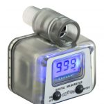 Digital Pressure Gauge and Adaptor