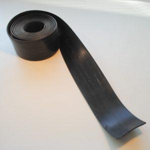 Rubber Rubbing Strake Flat 6cm wide