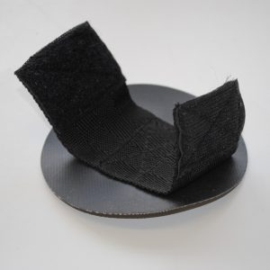 PVC Paddle Holder with Velcro