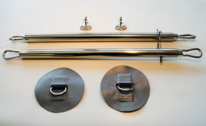 PVC Adjustable Parking Arm Kit