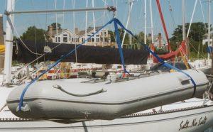 Universal Single Point Dinghy Lift 150kg Capacity
