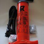 Quicksilver Double Action Hand Pump