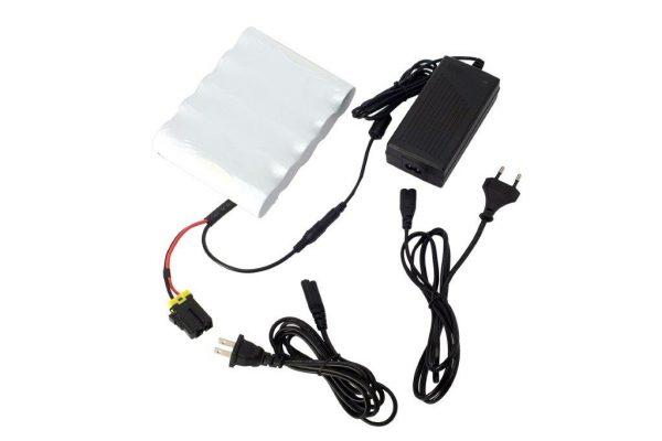 Ni/Mh Battery Kit for Bravo BP12, BP12 SUP, BTP 12 Digital and Manometer