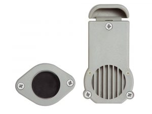 Drain Valve Assy with Slider 32mm Grey