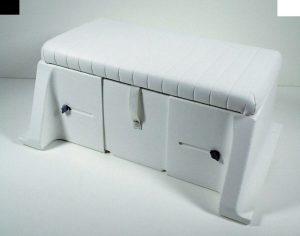 Adjustable Seat/Box and Cushion 60cm to 80cm