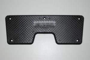 Plastic Transom Pad 230mm x 85mm