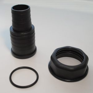 Straight Connector for 35mm and  50mm Hose