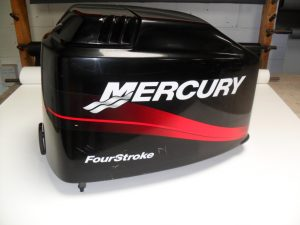 Mercury 75HP 4 Stoke Outboard Cowl