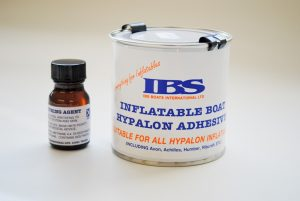 IBS Hypalon Two Part Adhesive