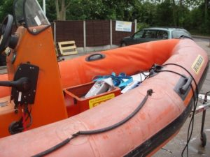 Inflatable Boat Heavy Duty Cleaner