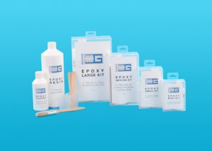 Epoxy Kits Small, Medium & Large