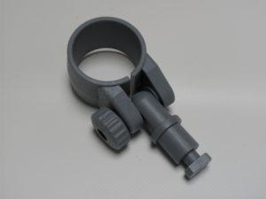Plastic Collar 35mm with Plastic Pin 25mm