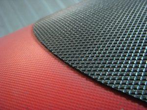 PVC Wear Patch Fabric