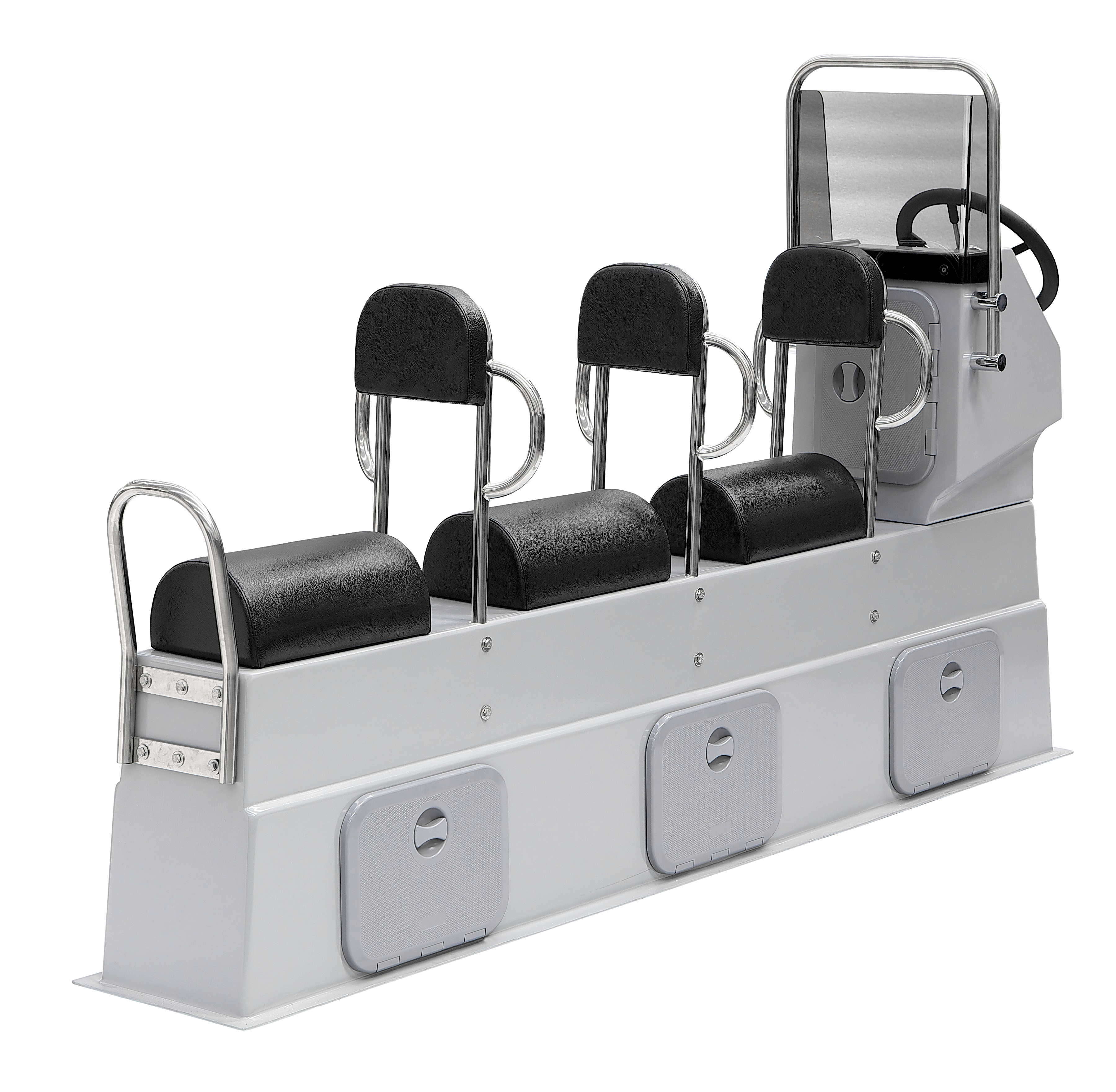 Modular Seat Five Persons