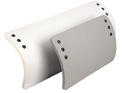 Rib Fender Medium Grey or White