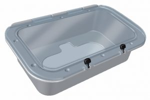 Water Tight Box for Turbo Max Console Kit