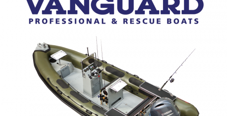 Vanguard DR660 Fishing Boat