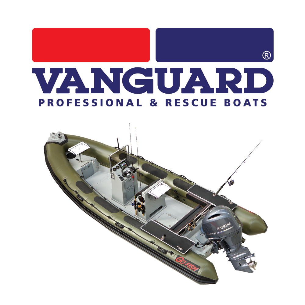 Vanguard DR660 Fishing Boat