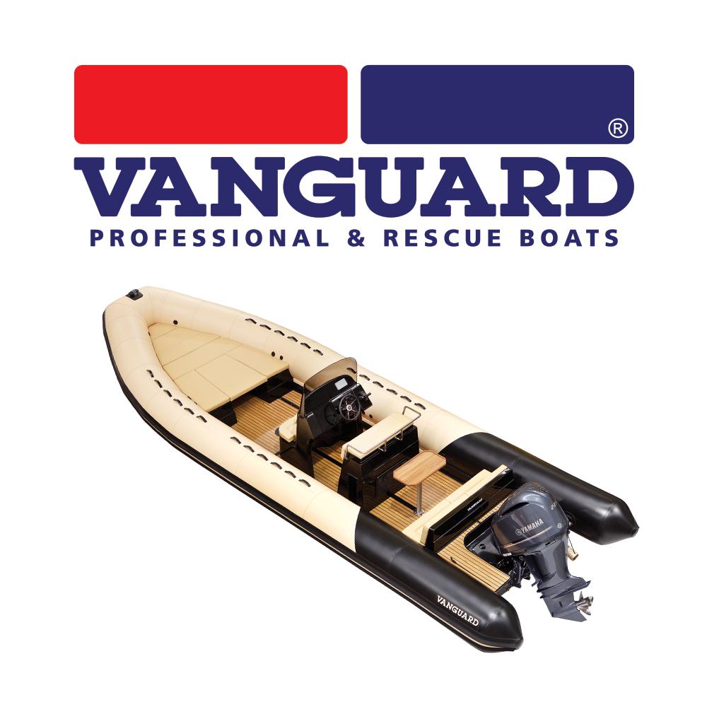 Vangard DR900, Yamaha 200hp